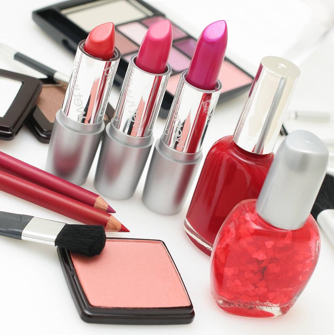 Kollektion Lady In Red von Ingrid Cosmetics