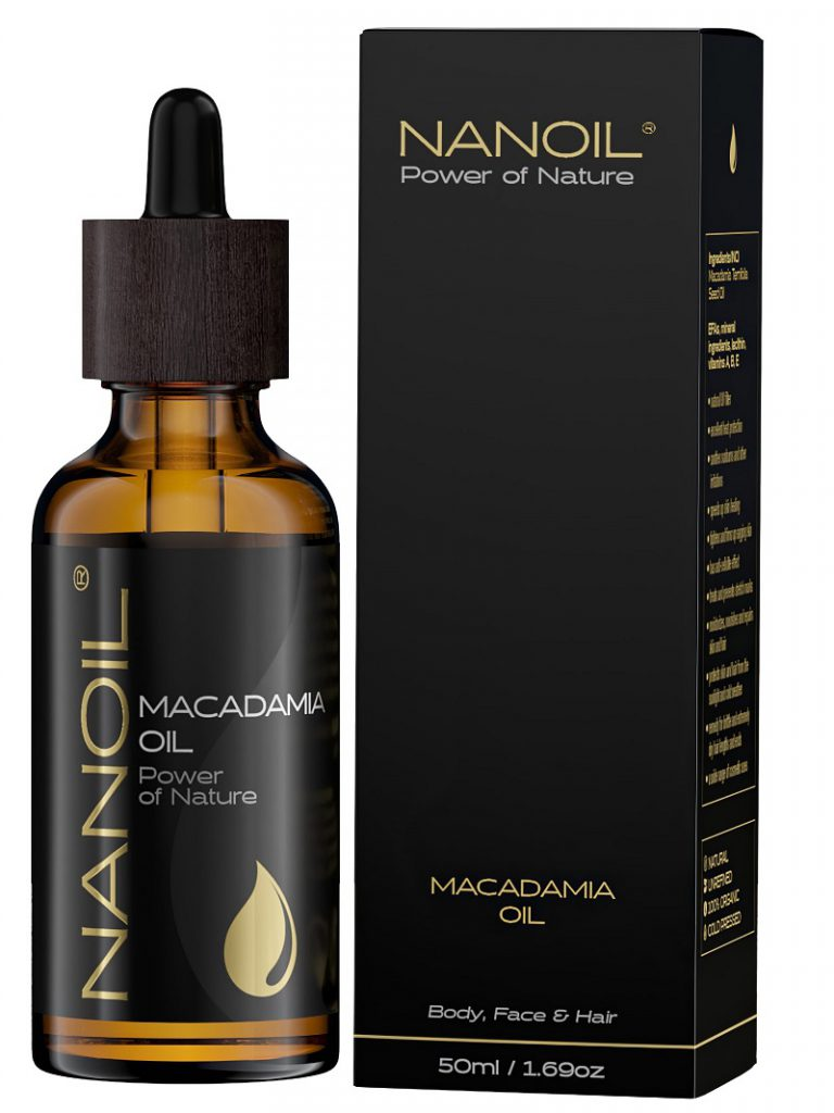 Top 4 Macadamiaöle - Nanoil
