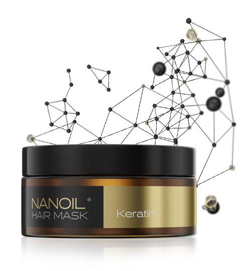 Nanoil Kaertin Haarmaske